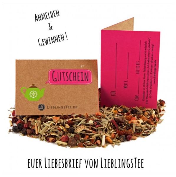 LieblingsTee-Gutschein-Onlineshop-Gewinnspiel