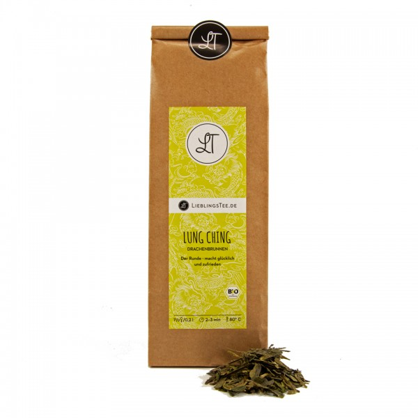 Lung Ching by LieblingsTee - Bio Grüner Tee Drachenbrunnen