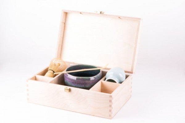 Matcha Set Purple & Green